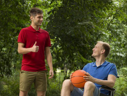 Formation nationale en accompagnement en loisir des personnes handicapées