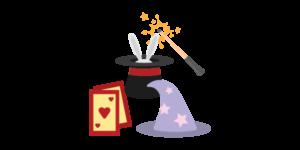 Spectacle et atelier de magie